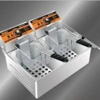 麦可酷单缸单筛电炸炉