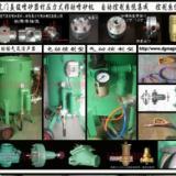 供应压力式喷砂机控制系统