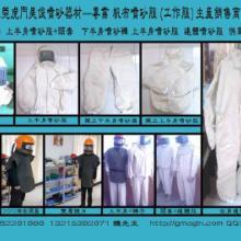 连体喷砂服 安全防护服 喷砂防护用品 喷砂服,批发