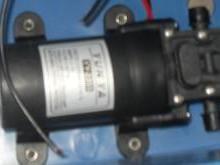 供应电动洗车器水泵/微型直流隔膜水泵,浙江台州供应商图片