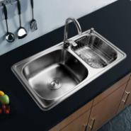 高级不锈钢水槽图片