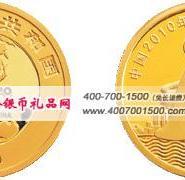 中国上海世界博览会金银纪念币图片