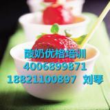 特色酸奶优格加盟,创业投资潜力项目