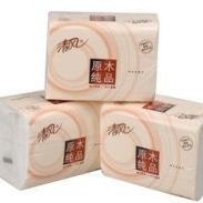 供应清风原木纯品抽纸批发,清风原木纯品抽纸200抽餐巾面巾纸价格