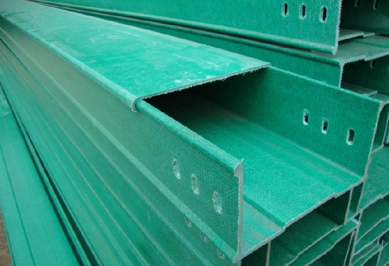 供应槽式玻璃钢桥架生产厂家,200mm,400mm,600mm,