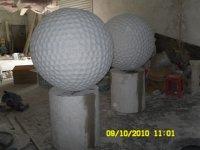供应高尔夫球场专用雕塑摆设,高尔夫球雕塑加工厂家咨询大鹏鸟