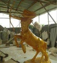 供应佛山玻璃钢飞马雕塑 仿真马雕塑 玻璃钢工艺品、合成树脂工艺品、玻璃钢雕塑 艺术雕塑 欢迎来电咨询图片