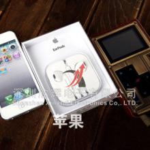 供应1.2米iphone5随身听线控耳机