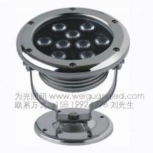 供应IP68LED水底灯、假山照明LED水池灯图片