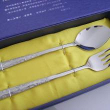 深圳市纯钛餐具批发,餐具套装批发,银餐具礼品 纯钛筷子加工定制