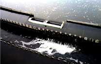 坯布染色印染废水处理设备  地埋式印染废水处理设备  技术先进图片