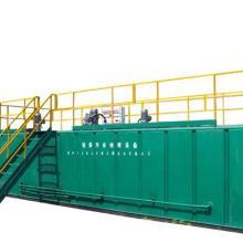 氨纶化学纤维废水处理设备  地埋式印染废水处理设备图片