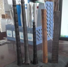 供应乐器配件加工用小型木工机械 万方木工数控车床
