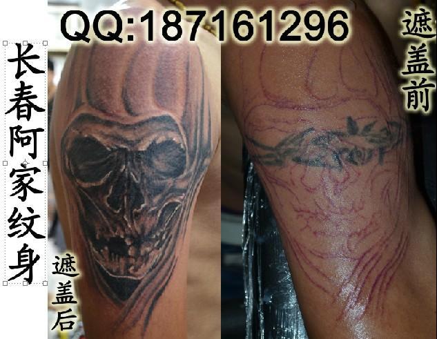 纹身_纹身供货商_供应鬼纹身图片
