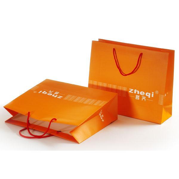 供应黑龙江大庆纸袋,纸质手提袋定制,广告礼品袋加工厂家