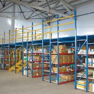 佛山优质仓储中型货架厂家直销图片