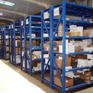 惠州优质仓储中型货架厂家直销图片