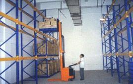 湖北优质仓储重型货架厂商图片