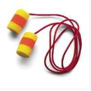 带标记圆柱型带线耳塞图片