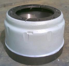 供应中国重汽豪沃09款刹车鼓