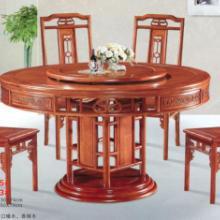供应香樟木餐桌椅古典605#
