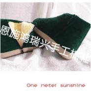 19元四川手工棉鞋图片