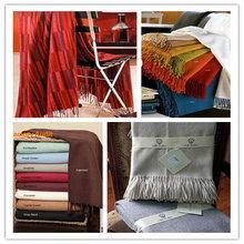 供应羊绒毯