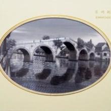 供应苏州旅游纪念品刺绣