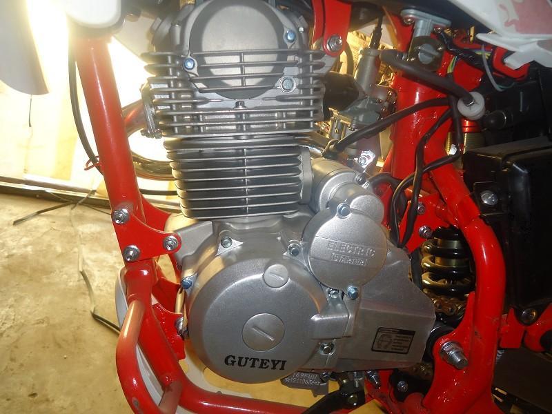 宗申300发动机图片大全 供应宗申300发动机出口型cqr改高清图片