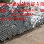 15镀锌铁管图片