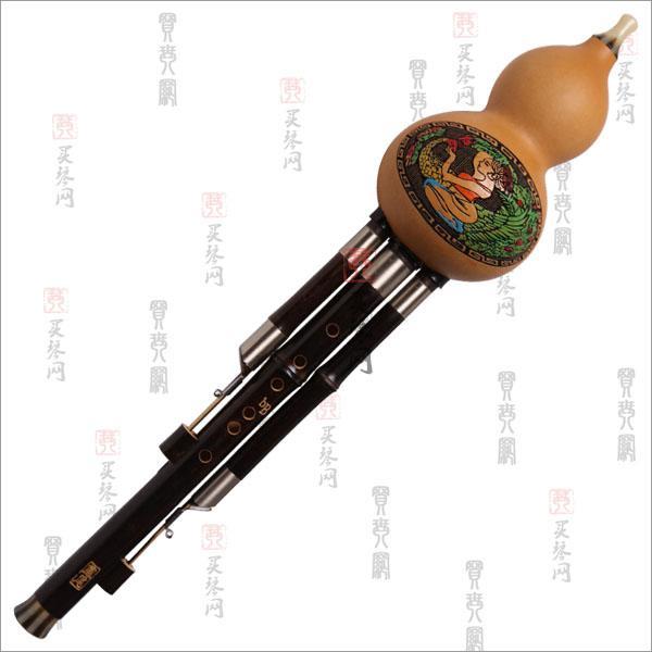 云南 河南省/天然葫芦竹管三音可拆云南凤尾葫芦丝价格图片
