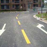 小区交通安全设备设施