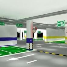 广州停车场设施厂家,广州停车场设施销售,广州停车场设施承接图片