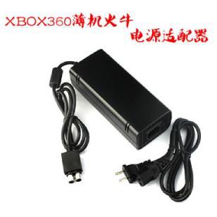 XBOX360slim薄机火牛图片