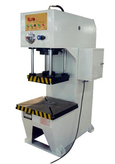 单柱液压机供应商/生产供应单柱液压机的价格图片
