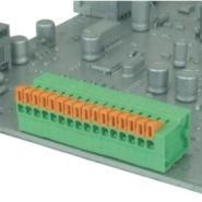 141R弯针90度接线压扣端子图片