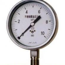 供应布莱迪耐震压力表(YTN)长野压力表货期短批发