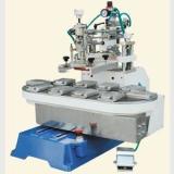 供应气动平面转盘丝印机