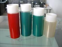 透明耐高温聚酯胶带PET硅胶带图片