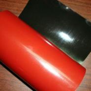 红色PE膜黑色亚克力泡棉胶带图片