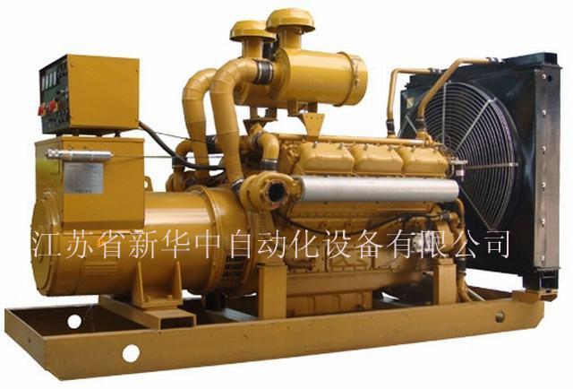 柴油机驱动发电机运转,将柴油的能量转化为电能.   在柴油