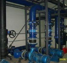 供应冷却循环水系统