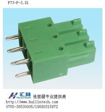 生产进口质量插拔式端子反向插座公母插拔