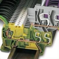 供应进口WAGO万可290系列弹簧接线端子