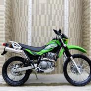 川崎西藏人250越野摩托车图片