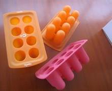 供应食品级硅胶冰格/制冰盘/圆形冰格批发