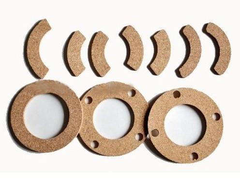 盐城机械仪器仪表密封器件橡胶软木销售