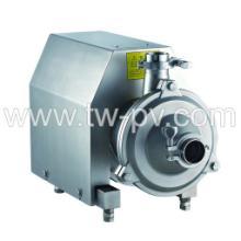 供应卫生级自吸泵/CIP回程泵/10T-30T批发