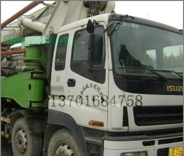 二手混凝土泵车图片/二手混凝土泵车样板图 (4)