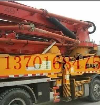 二手混凝土泵车图片/二手混凝土泵车样板图 (2)